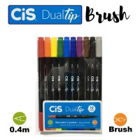 Cis Brush 10 cores