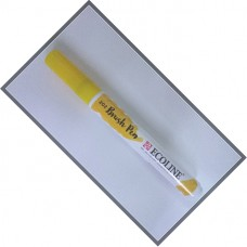 Caneta Ecoline Brush Pen 202 Deep Yellow