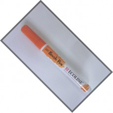 Caneta Ecoline Brush Pen 237  DEEP Orange